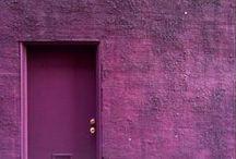 Purple / Violet, red-violet, blue-violet