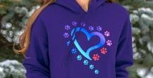 Animal Rescue Clothing / Every Purchase Funds Food and Care for Rescued Animals.