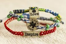 Autism Awareness / Every Purchase Funds Research and Therapy to Help Children with Autism.  / by GreaterGood