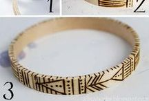Pyrography / Also known as Woodburning