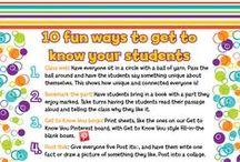Classroom Ideas / by Steph Wilson