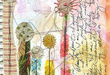 art & collage & photo journals / by jessi faige