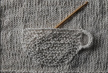 Knitting / Knitting Ideas, Knitting Techniques and Inspiration! / by Maureen Corrado
