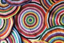 Crocheting / by Maureen Corrado