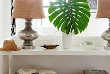 Home Decorating / Clean, well lighted places to live. / by Miriam Pierce