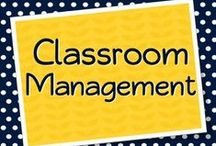 Classroom Management / Ideas, tips and more for helping teachers manage their students and classroom / by Elementary Solutions