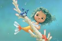 Mermaids / by Linda Gaither