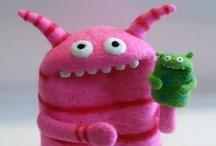 monsters / monsters monsters all things monsters - I LOVE MONSTERS!!!