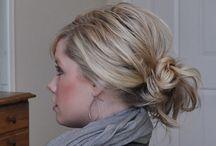 It's just hair / by Amanda Noland