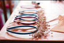 HEADBANDS AND CLIPS / by Julie Courchesne Gaucher