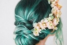 hair hues / by jessi faige