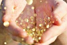 glitter-shimmer-sparkle-shine / by jessi faige