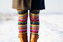 socks & tights / by jessi faige