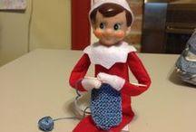 Elf on the shelf / by Susan Dietz-Amick