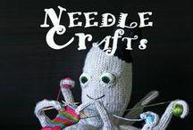 Needle Crafts / by Kasey Ehrhardt