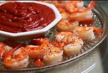 Shrimp-y Shrimp. / by Ciara LeBoeuf