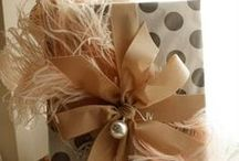 It's A Wrap! / It's all in the wrapping presentation! / by Edwina Bustamante