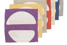SARA BENGUR :: NAPKINS / Linen napkins, placemats, and more, all beautifully crafted by artisans in India