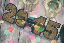 New Year: 2015 / by Jade Roch von Rochsburg