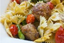 Recipes - Pasta / All things noodles! Recipes for pasta night that the family will love.