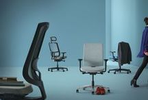 Ergonomic Task Chairs / Today, a task chair must meet different requirements depending on the way of working and what the tasks and activities at hand are. Some people spend their whole day at their work station while others are on their feet virtually all the time.