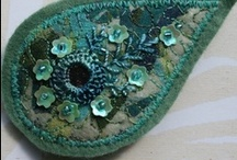 My textiles / by Julia Wykes