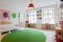 Playroom / play area, kid room, play room