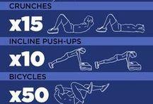fitness  / by Megan Zarifis