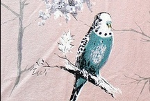 vintage textiles / by Julia Wykes