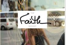 The Faith Report / It's a veritable bounty of new stores for U.S shoppers, as residents return to our cities, and retailers quickly follow. Just see what's new and wonderful in some of our busiest cities! Read more from Faith Hope Consolo!