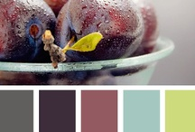 I <3 Colour Palettes  / Sometimes it's just fun to see how different colours 'play' together. Especially for interiors! You never know how an interior might inspire an outfit - or vice versa!
