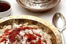 TURKISH  FOOD & DRINKS-DESERTS / by Ozden Richter