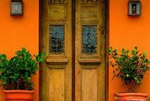 Doors / by Anne Pici
