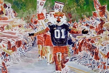 Love those Auburn Tigers!! / Auburn University Sports / by Linda Harris