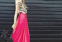 Trademark 10: 10 Maxis that Fit Perfectly! / Not sure how to wear a Maxi length dress or skirt? Here are 10 that show how they *should* fit!