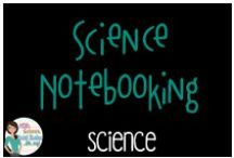 Science Notebooking / Science Notebooking