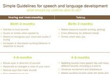 Child Language Development / by Julie Ellen