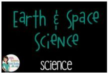Science - Earth and Space Science / Everything to do with Earth and Space Science