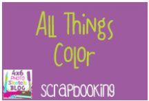 All things color / All things color!