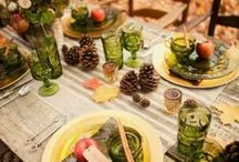 Food: Table Dressing