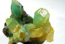 Gems...minerals...