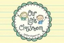Pam Hyer TpT Products / Educational products for preschool, kindergarten and more. / by Pam Hyer