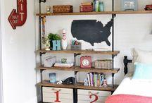 Little Boy Room / boy room, kid decor