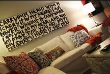 DIY Furniture and Home Decor / by Christine Chaney