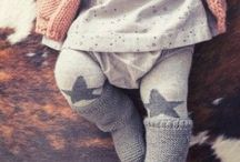 Little Girl Style and Fashion / kid fashion, baby style
