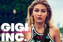 GIGI INC. Miami SS15 / Seventy-two frantic but fabulous hours spent in Seafolly. South Beach provides the perfect backdrop for Gigi Hadid, a woman at the height of her game. / by Seafolly Australia
