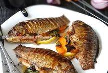 Рецепты с рыбой (fish recipes) / Рыбные блюда от Татьяны М. (fish dishes)