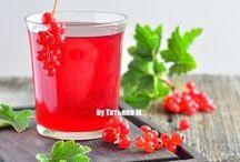 Напитки - рецепты (drinks) / Напитки - рецепты от Татьяны М.