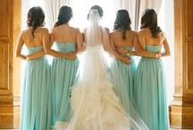 Mint Wedding Ideas / Using Mint in your Wedding Color Theme?  Here are ideas to help!