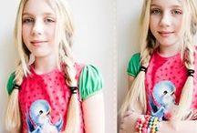 Little big girls fashion